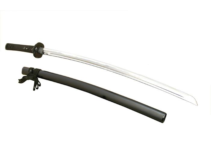 Authentic Japanese Katana Kendo/Kenjutsu Practice Iai Series: Shinpachi (Ikkan Maki)