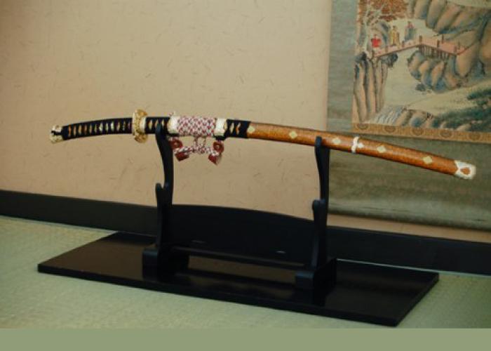 Japanese Katana Sword/Ninja Sword-Tachi Series: Takeda Raikuni Naga