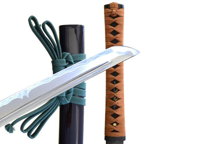 Authentic Japanese Katana Sword Iai – Uesugi Kenshin