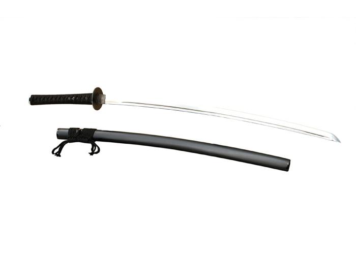 Authentic Japanese Katana Kendo/Kenjutsu Practice Iai Series: Sakamoto Ousyu Silver