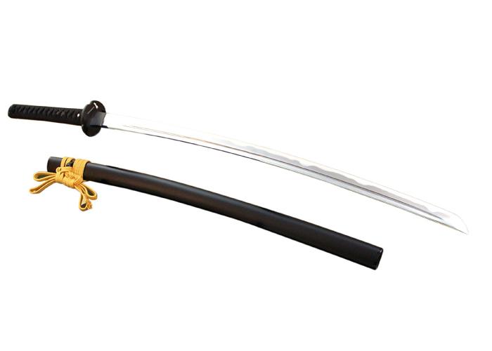 Authentic Japanese Katana Kendo/Kenjutsu Practice Iai Series: Oda Nobunaga (Heshikeri)