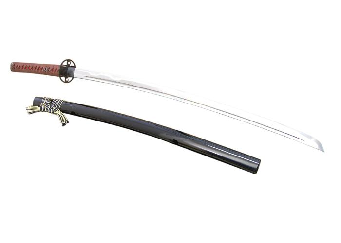 Authentic Japanese Katana Kendo/Kenjutsu Practice Iai Series: Sanada Yukimura #1