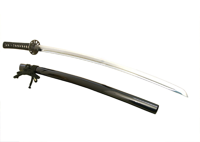 Authentic Japanese Katana Sword Iai – Yagyu