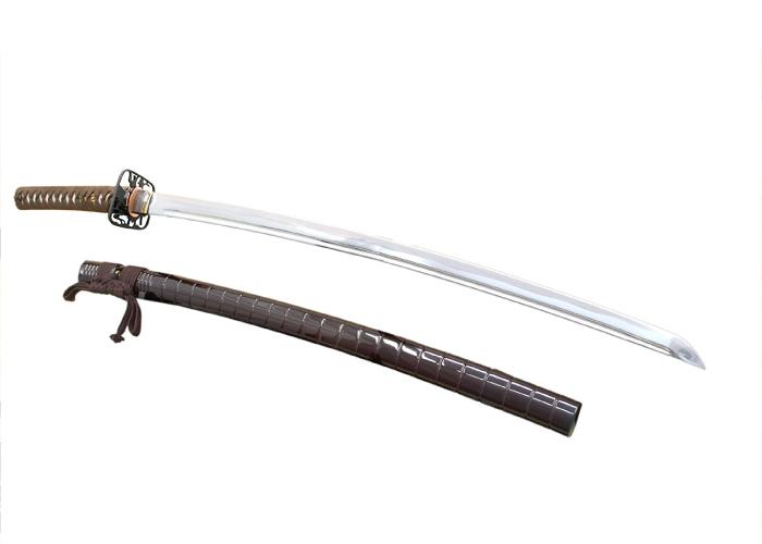 Authentic Japanese Katana Kendo/Kenjutsu Practice Iai Series: Chidori Ichimonji