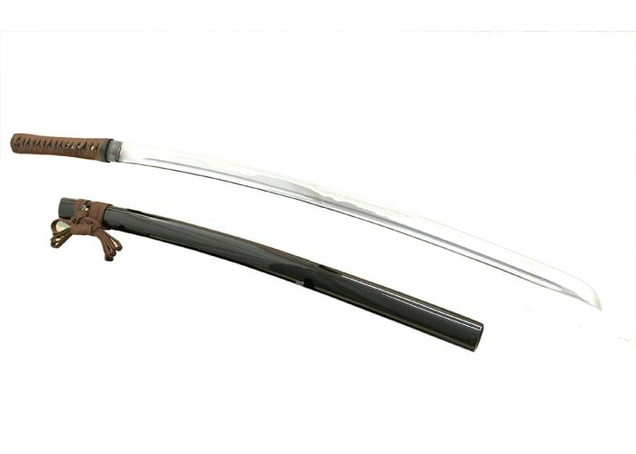 Authentic Japanese Katana Sword Iai – Uesugi Kenshin 1