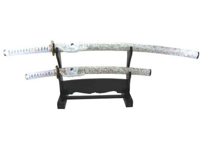 Set Japanese Katana Original Shiro Kingumo Handcrafted in Japan