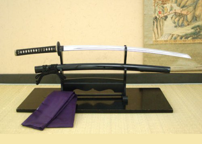 Authentic Japanese Katana Sword Iai – Kiku-ichimonji