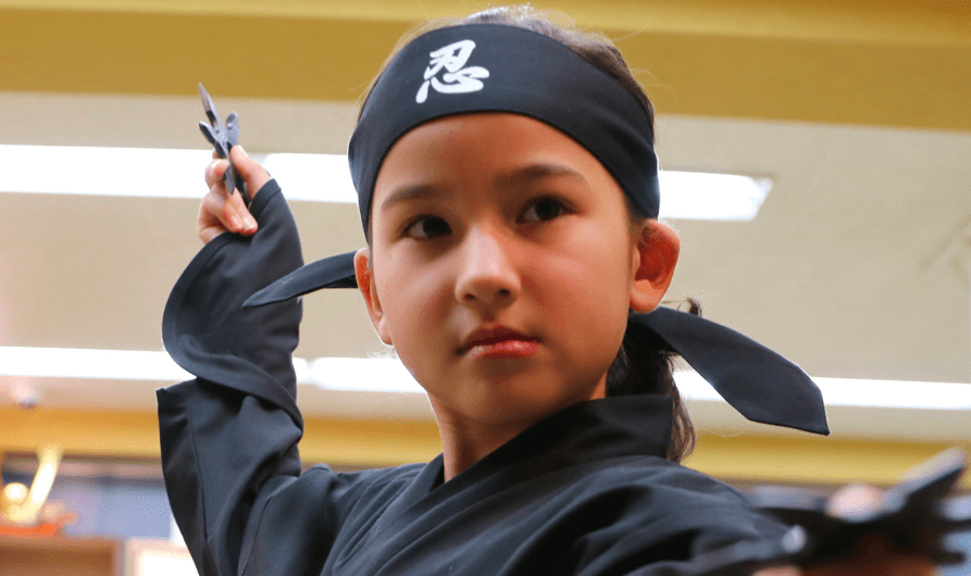 Ninja Experience – Kyoto with Kids