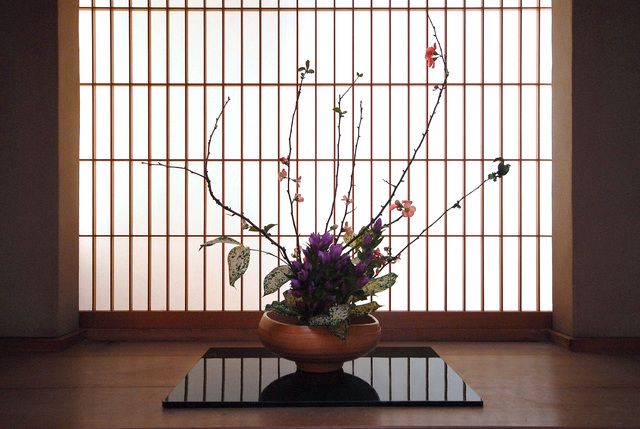 Ikebana and Flower Arranging in Kyoto