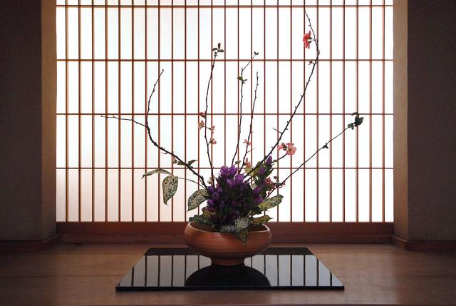 Ikebana and Flower Arranging in Tokyo Shinjuku