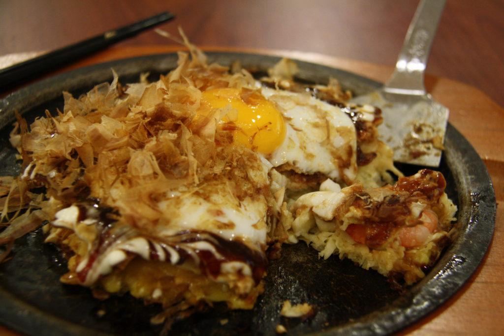 Best 10 Okonomiyaki Restaurants in Osaka