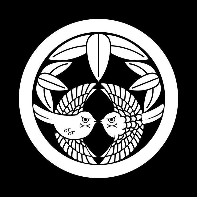 Japanese family crests- Kamon