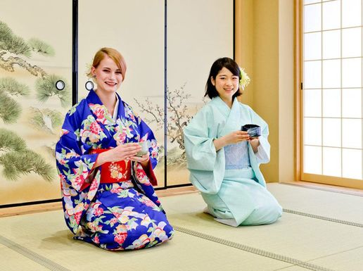 Tea Ceremony and Kimono Experience Kyoto (Gion Shijo Station)