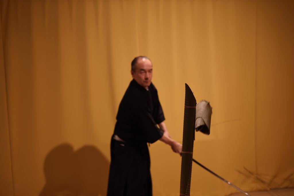 Samurai Sword Cutting Experience in Kyoto – Tameshigiri