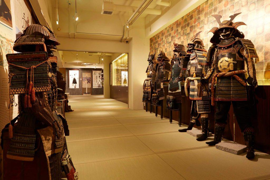 The Night Tour at The Samurai and Ninja Museum Kyoto (From Osaka)