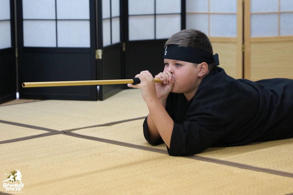ninja experience for kids (slide 5)