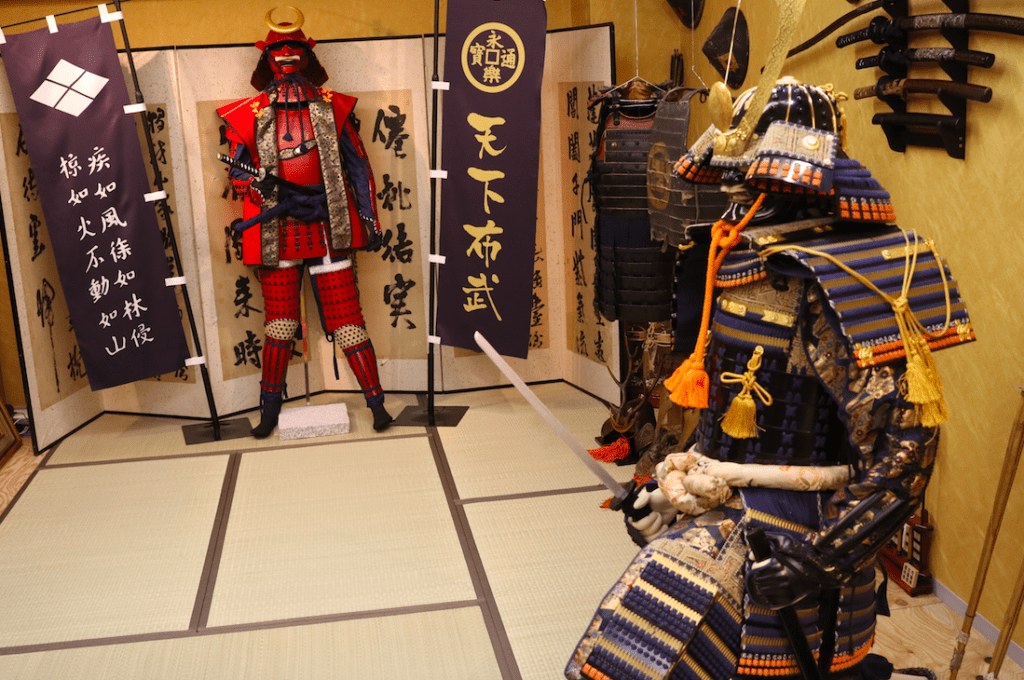 Japan's Best Samurai Museum. Samurai and Ninja Museum in Kyoto and Osaka