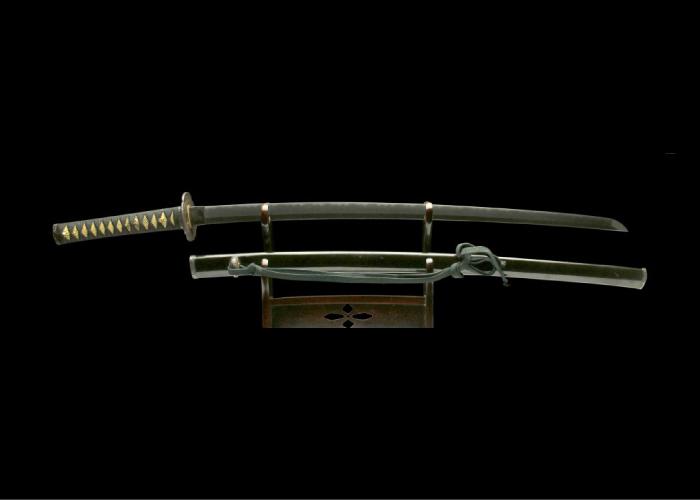 Real antique katana sword. Item no: 01-1070