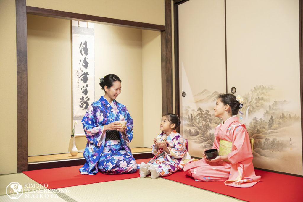 tokyo kimono tea ceremony 4
