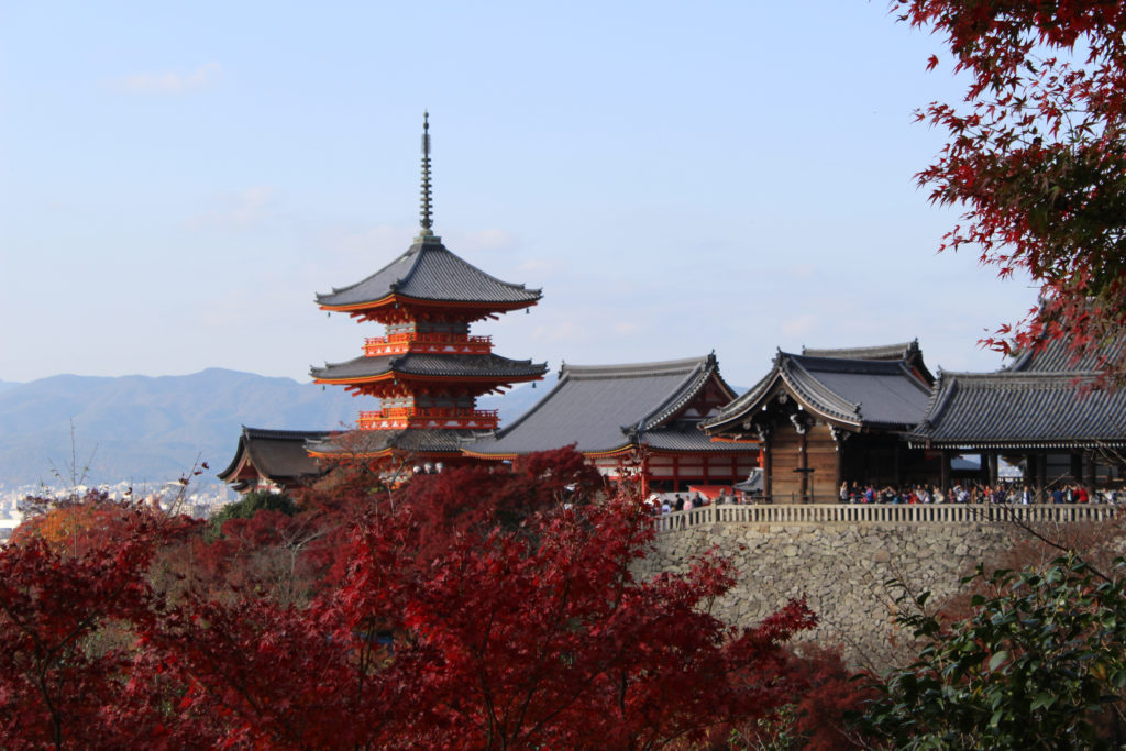 Kiyomizudera – Clear Water Temple – UNESCO's World Heritage site