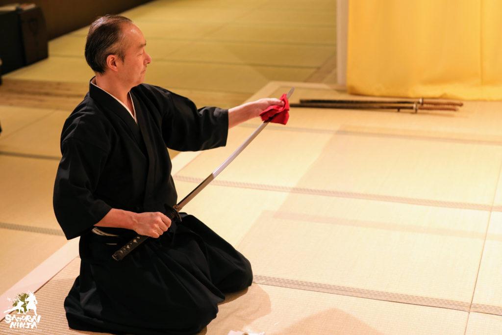 samurai sword training for adults 2