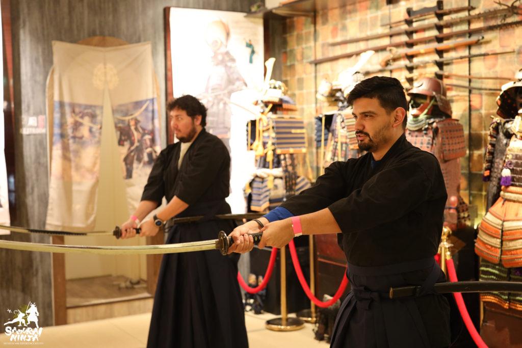 samurai sword training for adults 3
