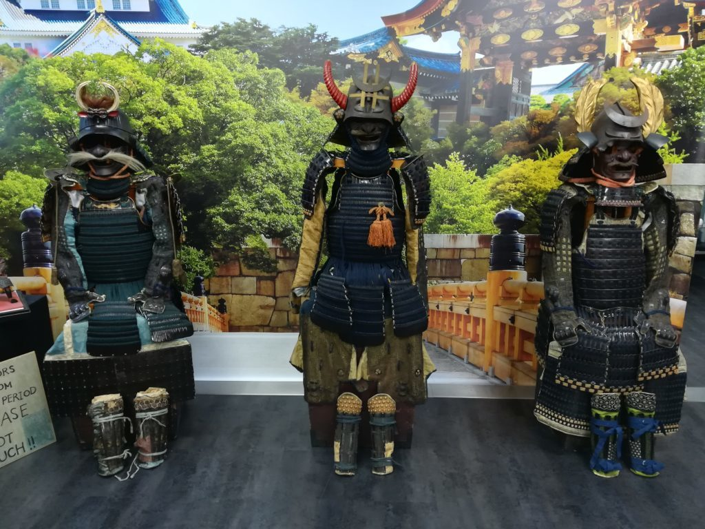 Kyoto samurai armor for sale 21