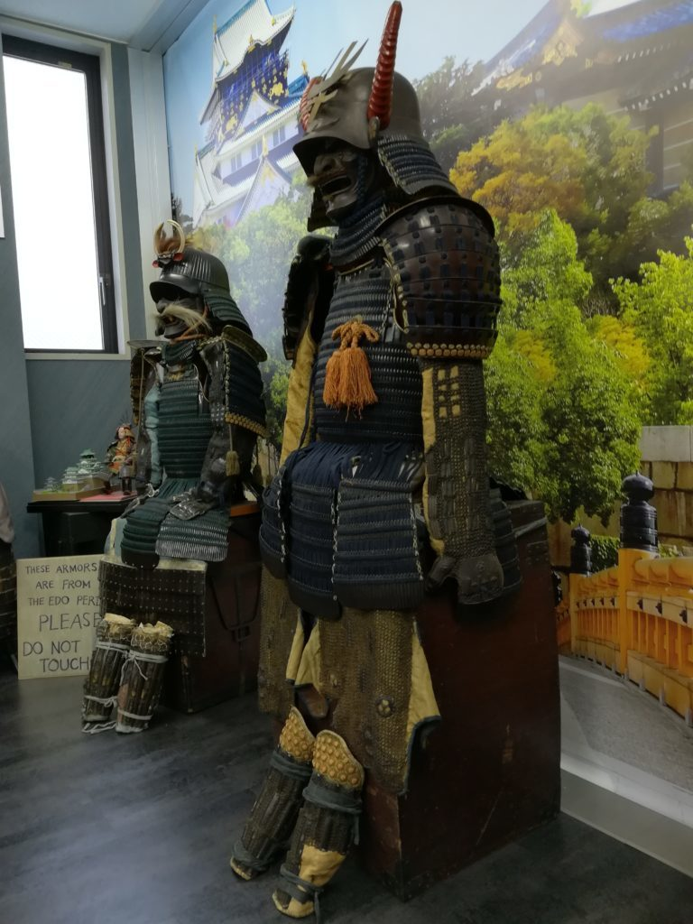 Kyoto samurai armor for sale 17