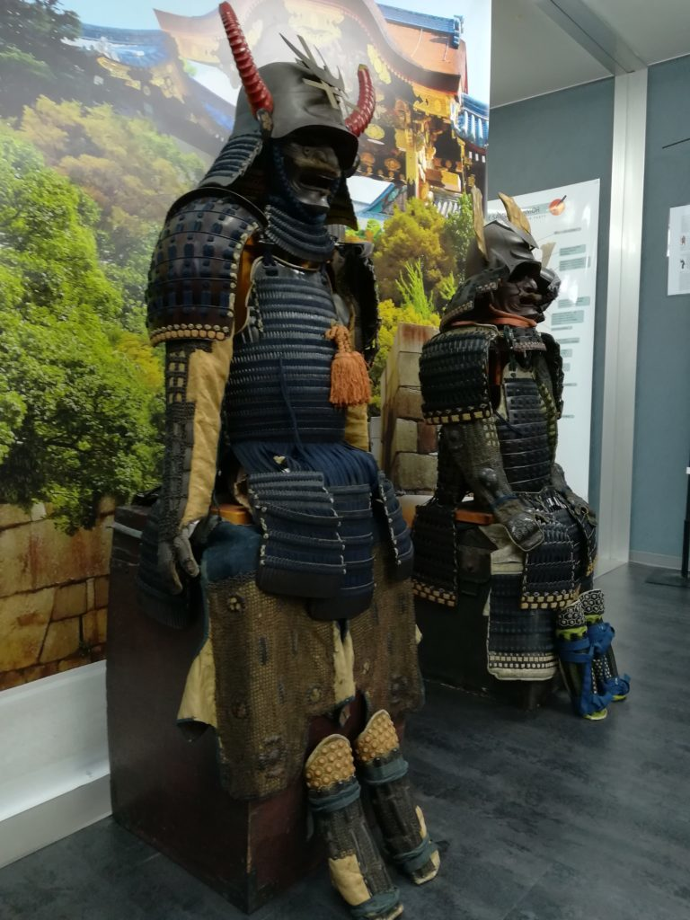 Kyoto samurai armor for sale 19
