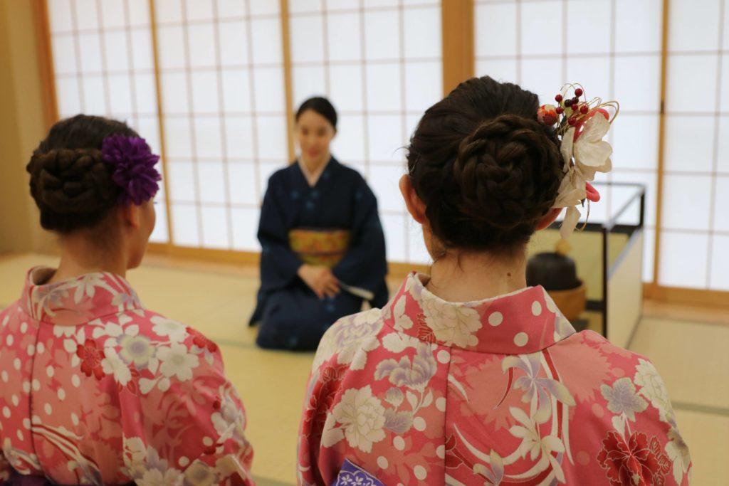 Take a buyo dance lesson at Maikoya