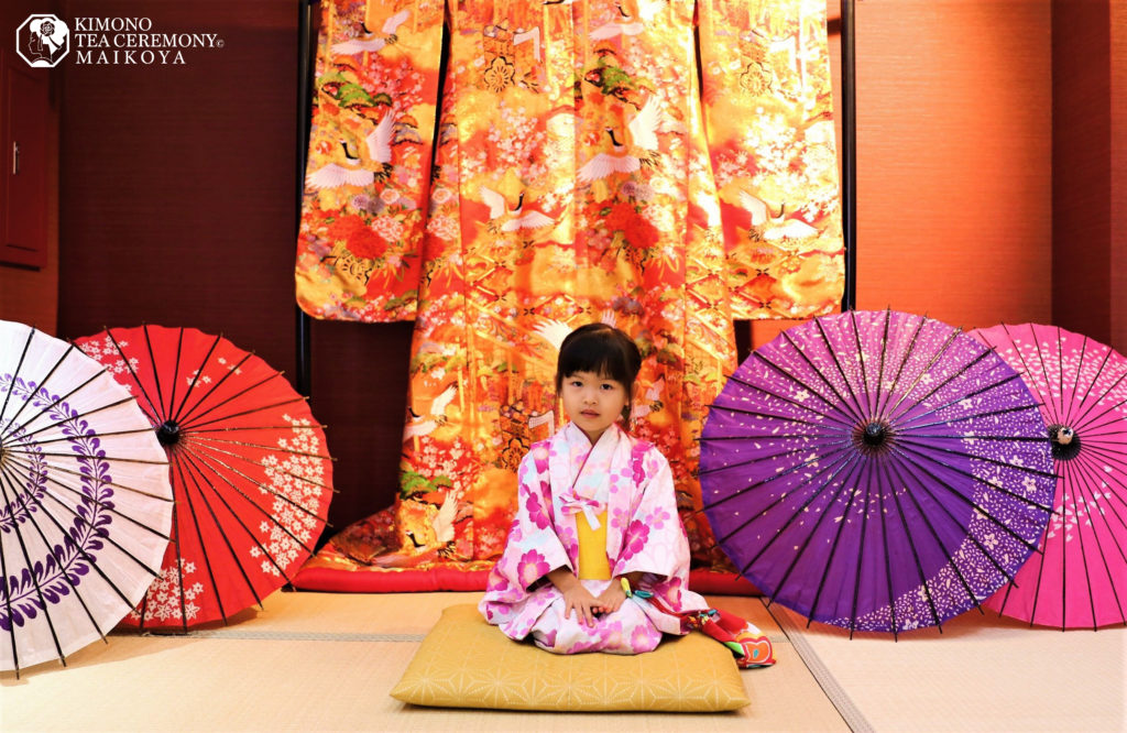Kimono for Kids and Families Unique Experience in Kyoto 6
