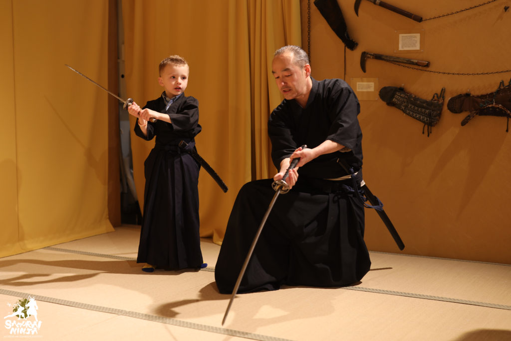 Samurai Sword Experience for Kids and Families (slide 3)