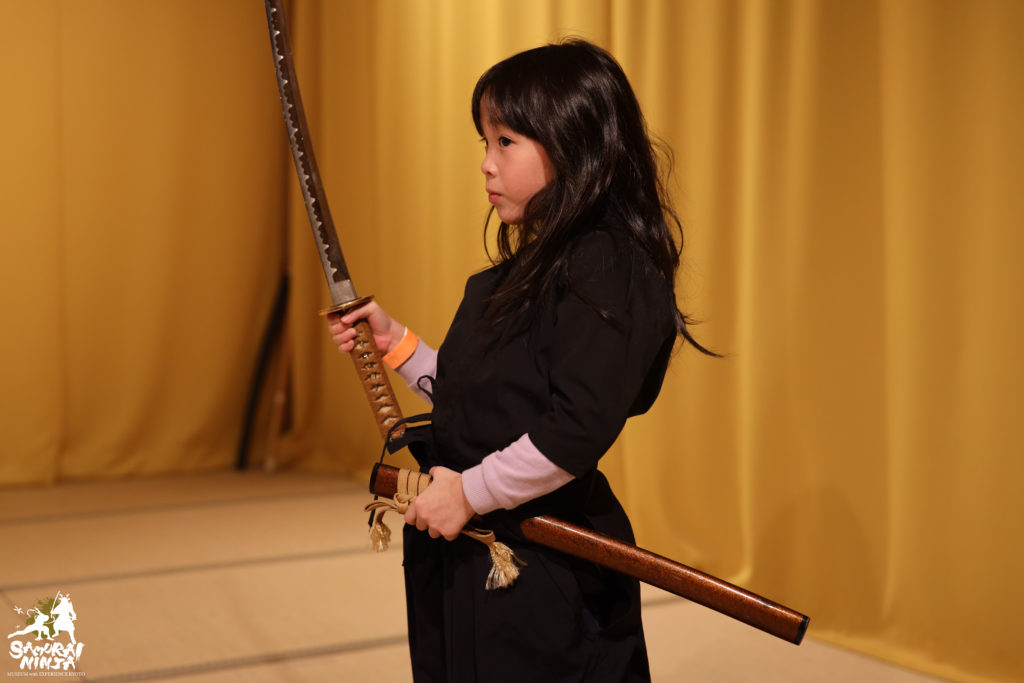 Samurai Sword Experience for Kids and Families (slide 2)