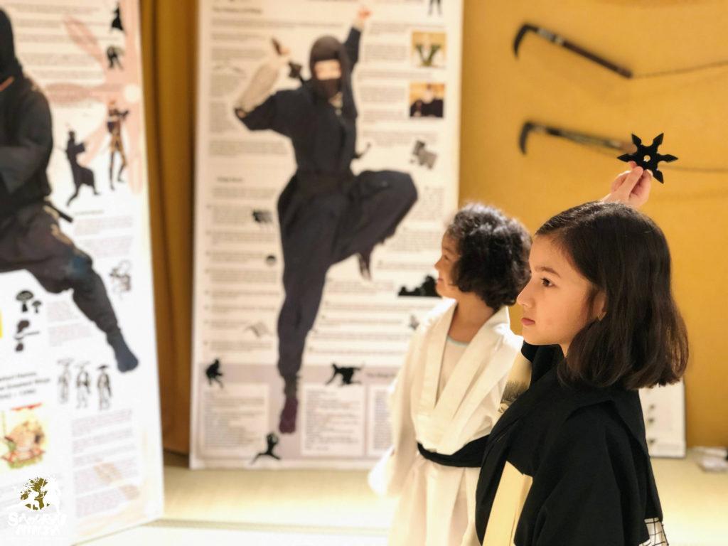 ninja experience for kids (slide 4)