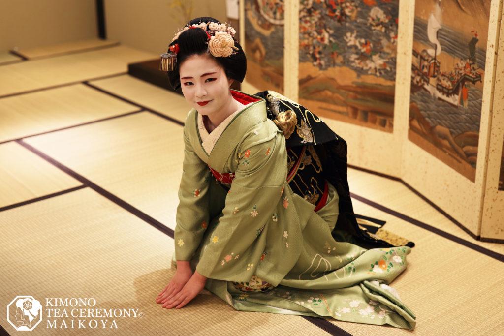 Geisha Dinner Show 5