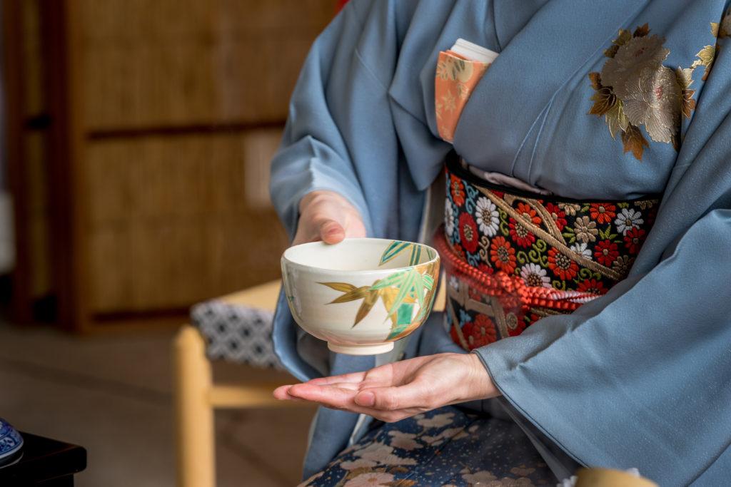 Tea Ceremony Etiquette