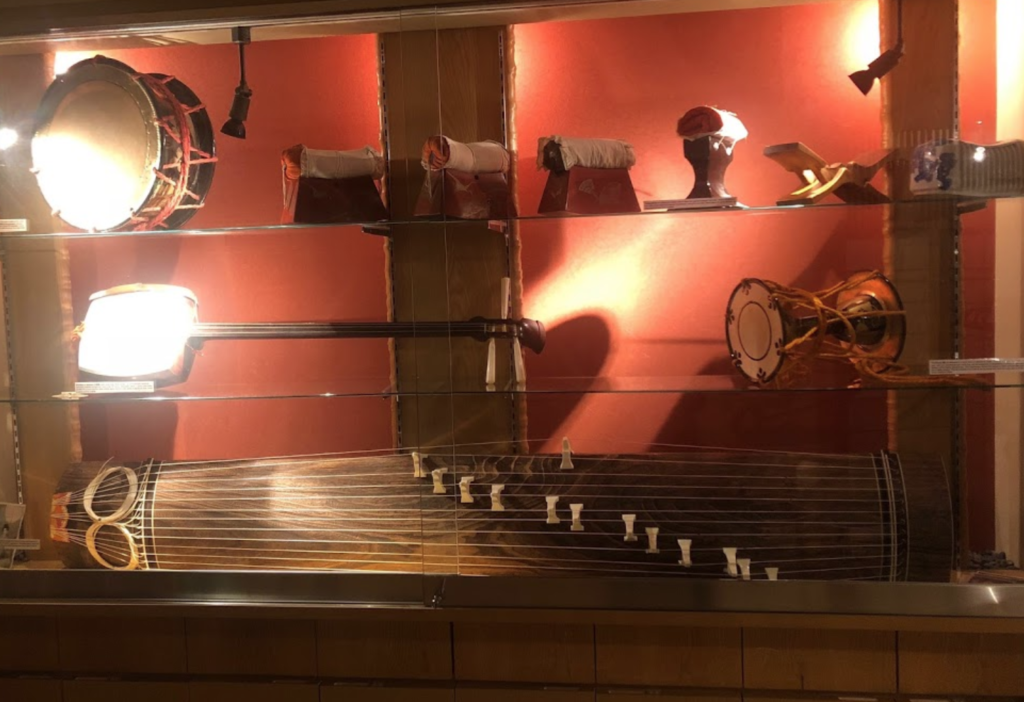 Japanese Traditional Musical Instruments