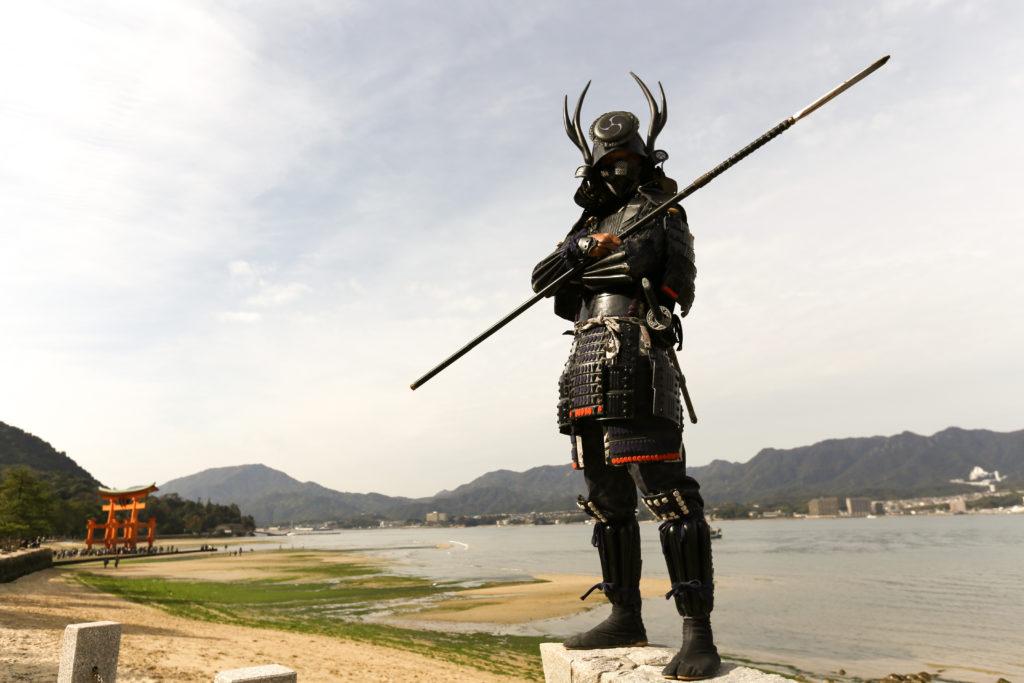 Samurai in Tokyo and Beyond