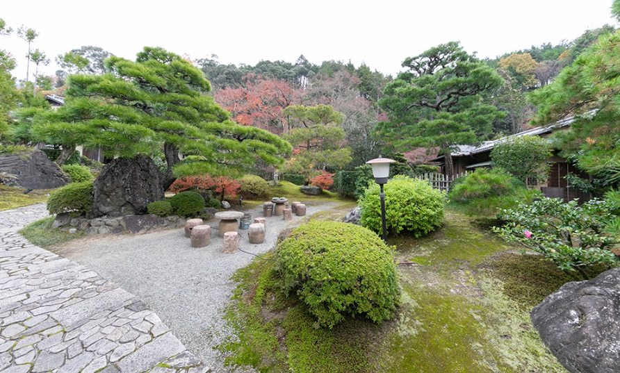 Ryokan Yamazaki in Ukyo, Kyoto