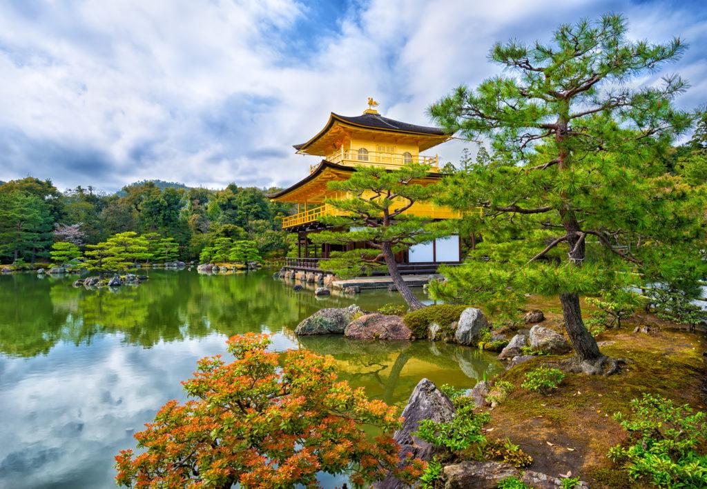 Simple Guide of Kinkakuji (Golden Pavilion)