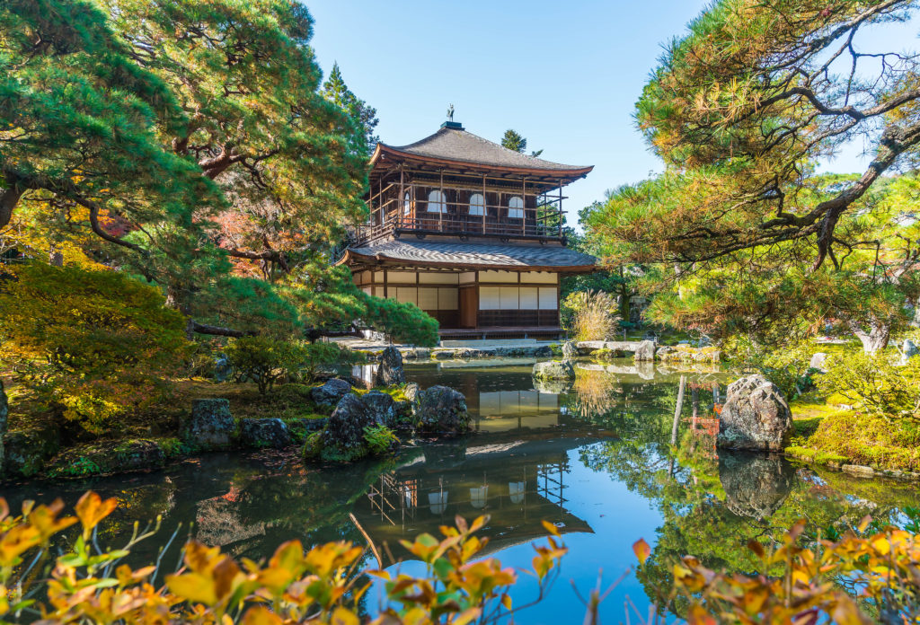 Simple Guide of Ginkakuji Silver Palace