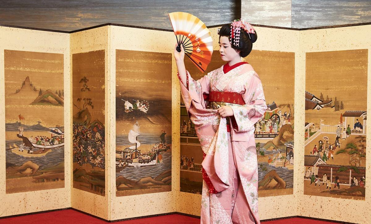 Tokyo's Geisha Districts